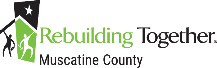 Rebuilding Together Muscatine CountyRebuilding Together Muscatine County logo